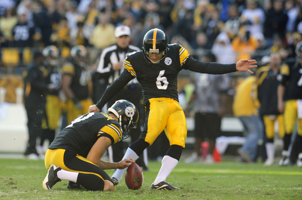 NFL: NOV 21 Raiders at Steelers