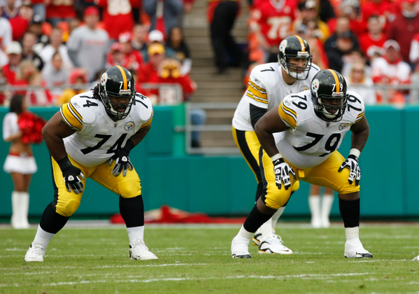 NFL: NOV 22 Steelers at Chiefs