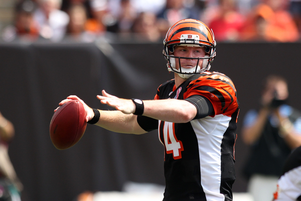 NFL: SEP 11 Bengals at Browns