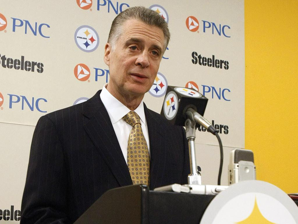 Art Rooney II Art Rooney Must Answer To Big Ben Total Steelers