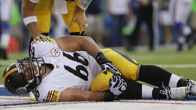 Image result for steelers injury