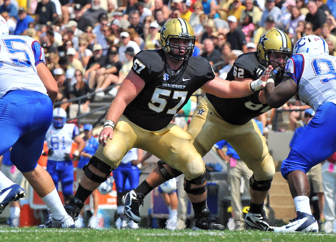 NCAA Football: Presbyterian at Vanderbilt