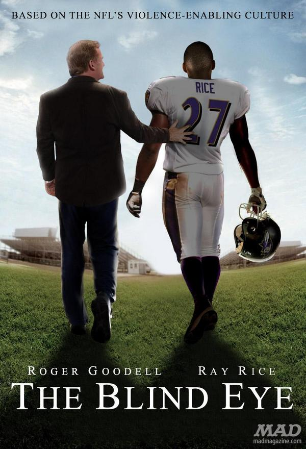 The Blind Eye Ray Rice